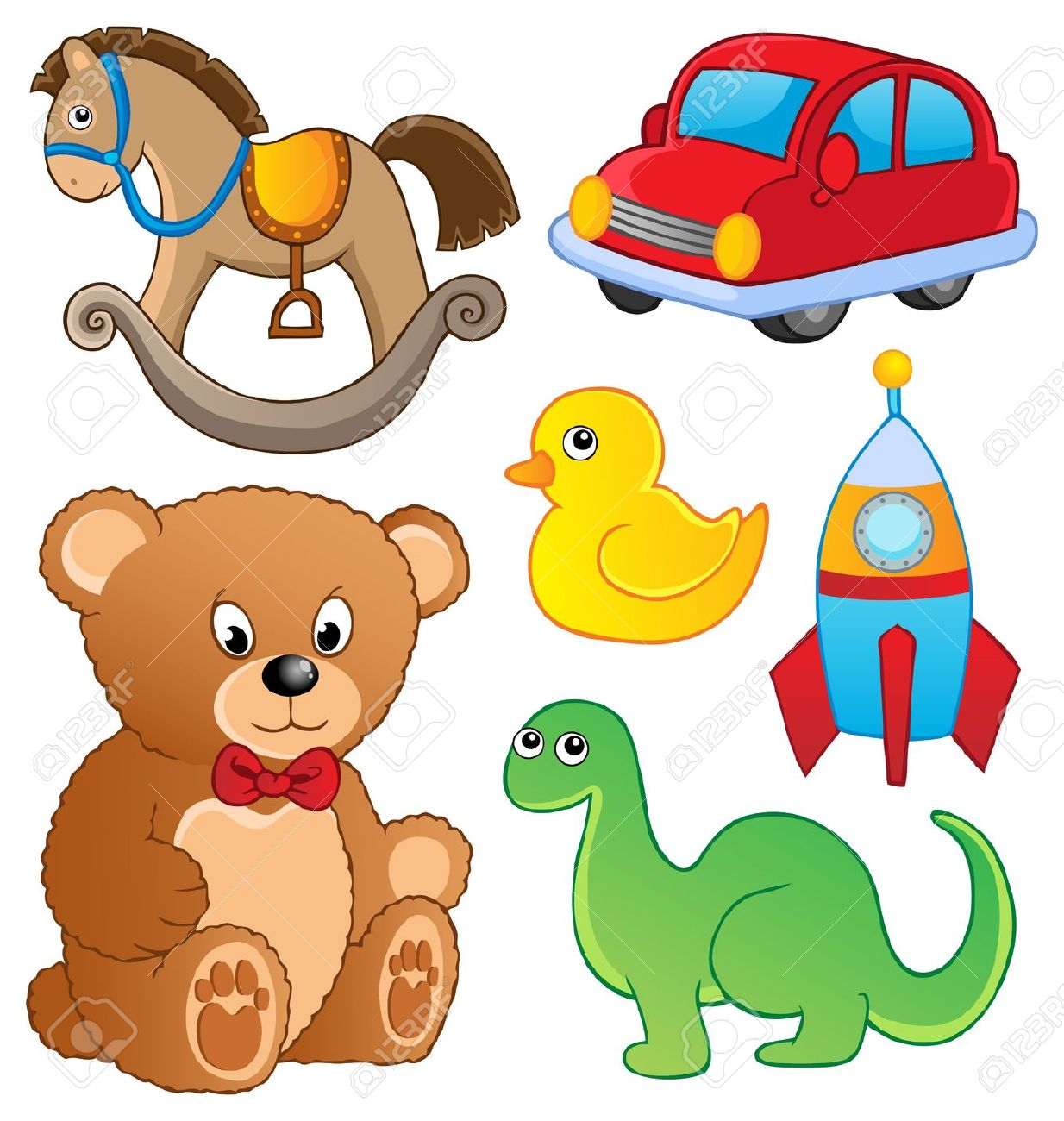 cartoon toys clipart clipground