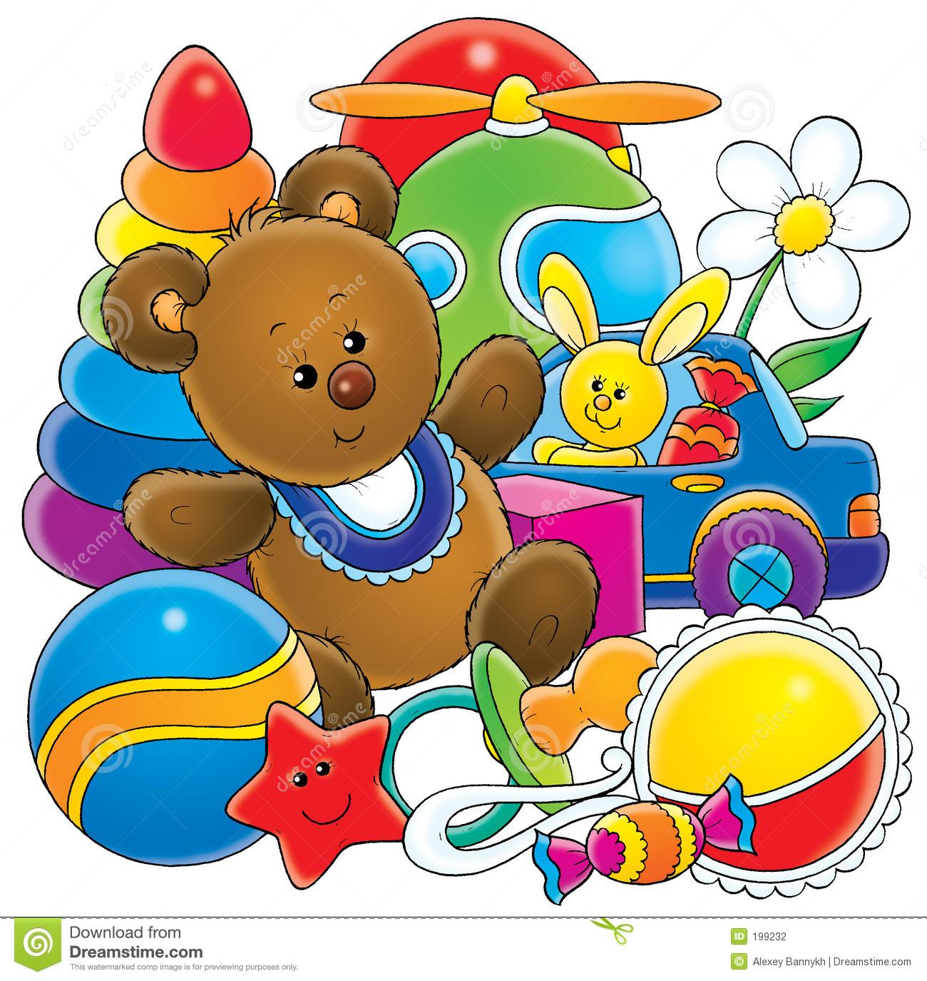 Toys Clipart & Toys Clip Art Images.