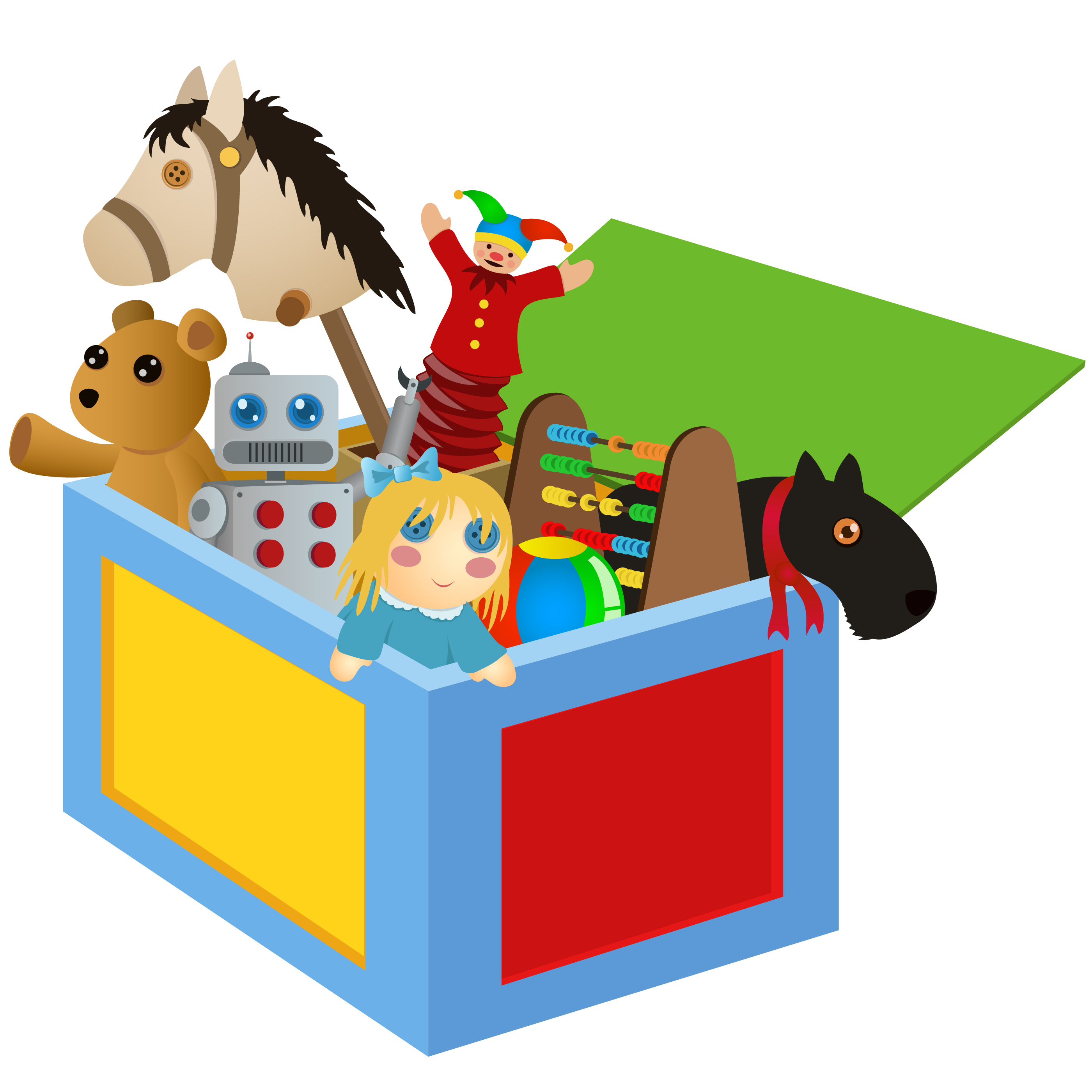 Used toys clipart Clipground