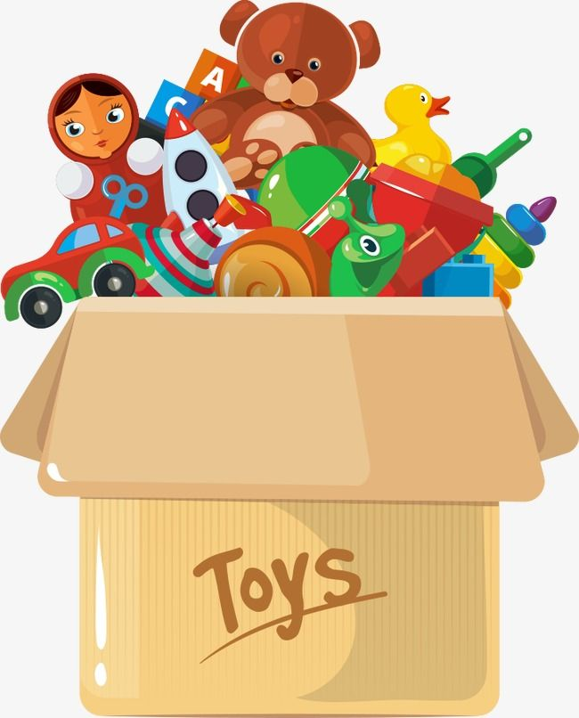 Vector Carton Toys, Toys Clipart, Carton, Toy PNG and Vector.