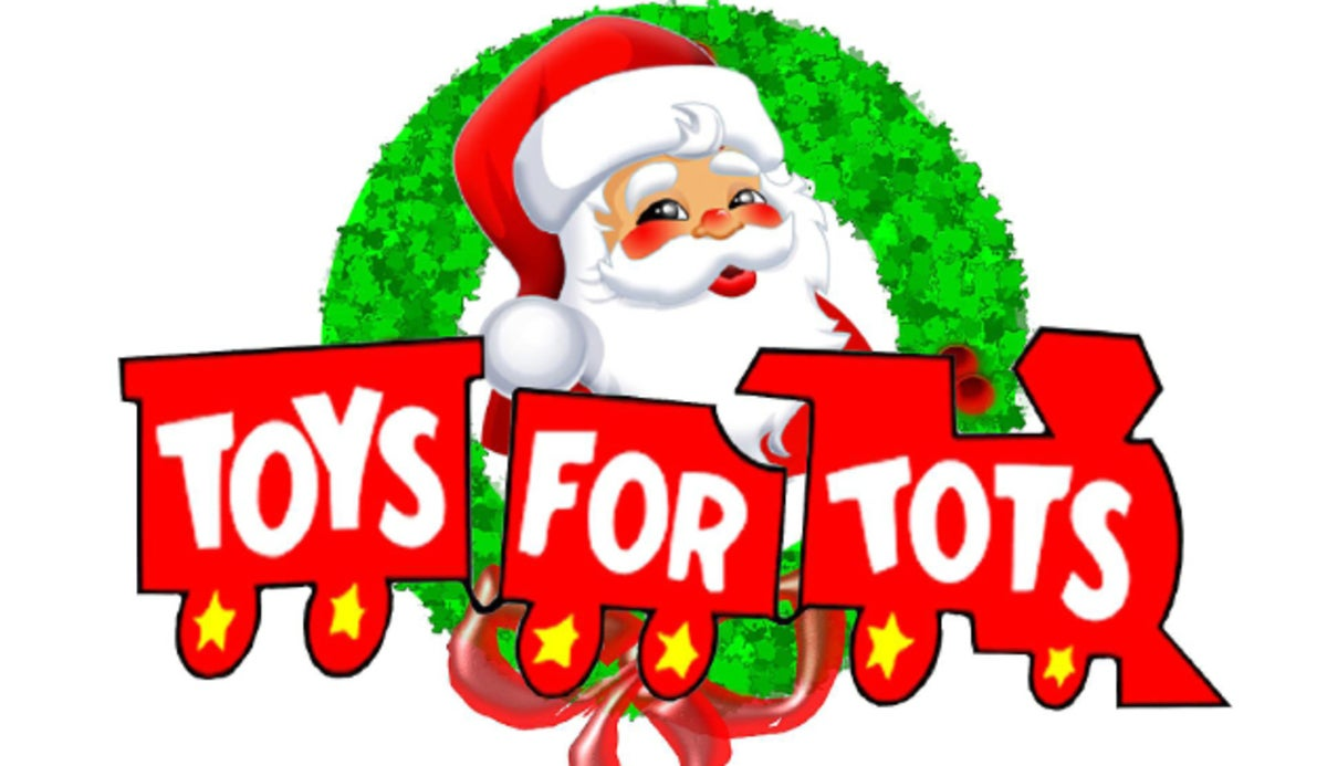 Newtown PD Collecting \'Toys for Tots\'.