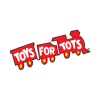 Toys For Tots Logo Vector.