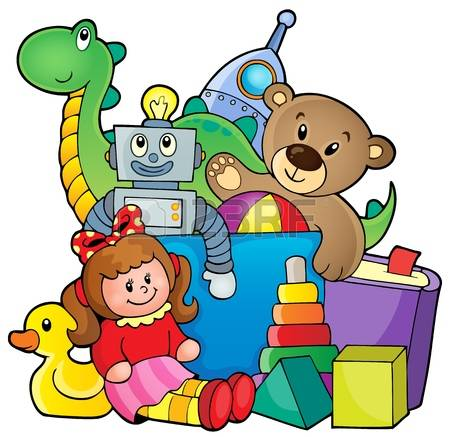 Toys clipart » Clipart Station.