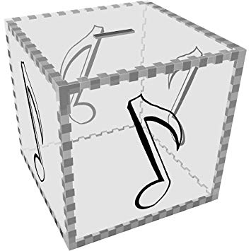 Toys money music note clipart clipart images gallery for.