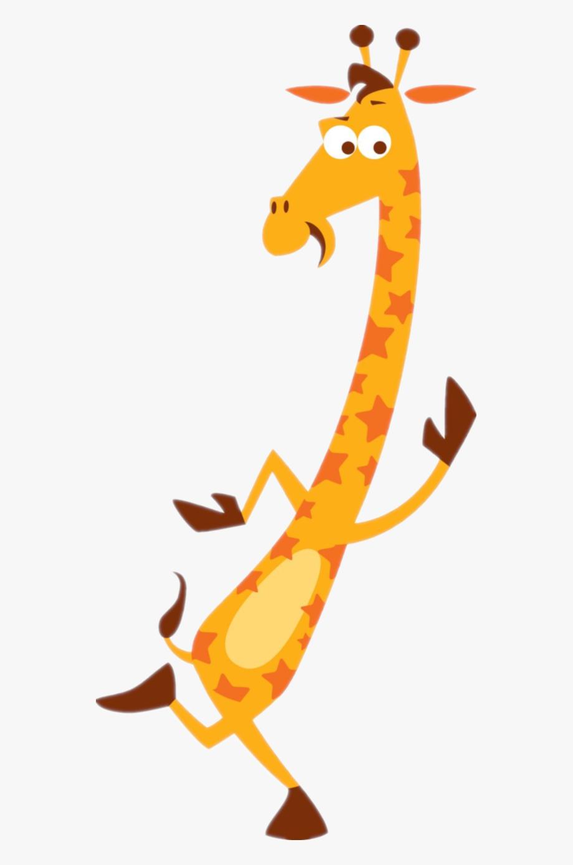 Geoffrey The Giraffe.