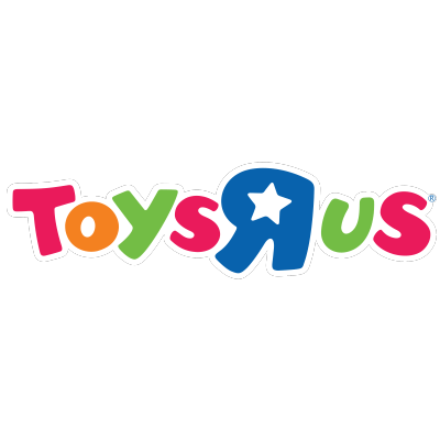 Toys R Us Logo transparent PNG.