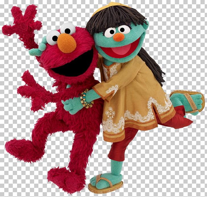 Elmo Grover Sesame Workshop The Muppets Stuffed Animals.