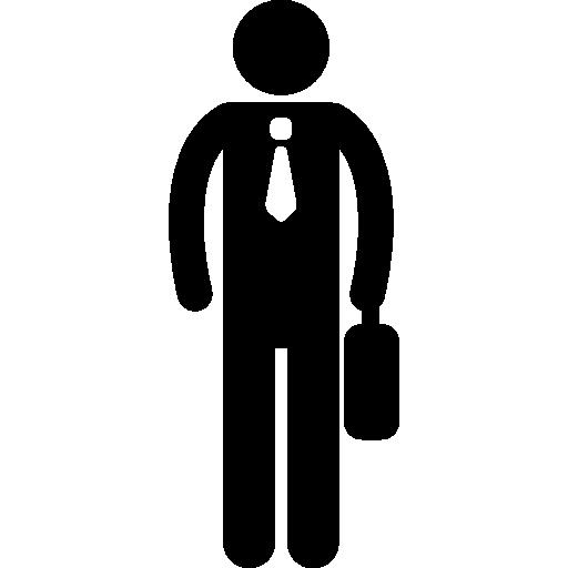 Silueta trabajador png 5 » PNG Image.
