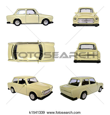 Stock Photograph of Trabant car k1541339.
