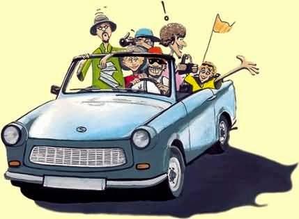 Das Leben ist Bunt: Alles ums Auto  :.