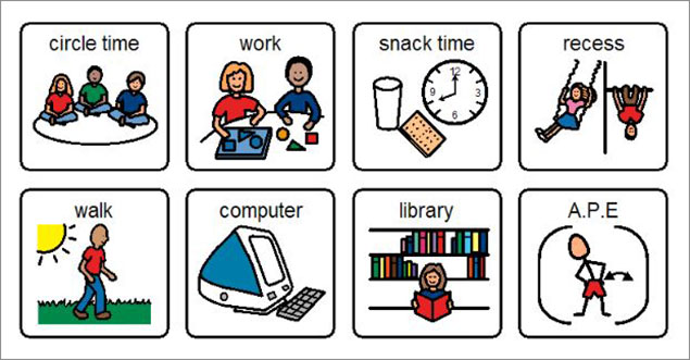 Visual Supports for Students with ASD.