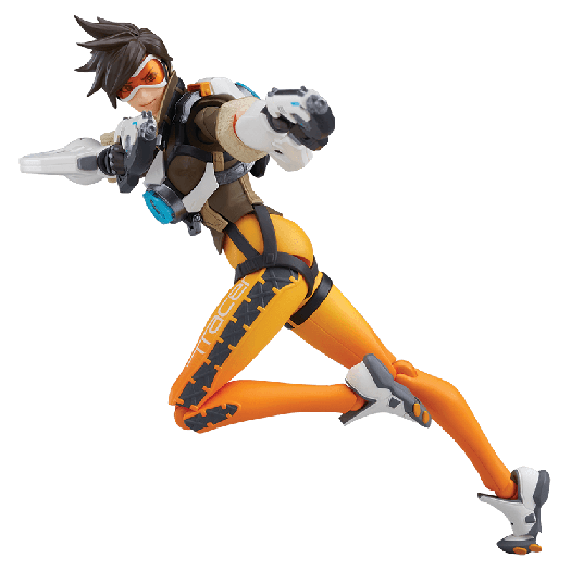 Tracer Overwatch Png Vector, Clipart, PSD.