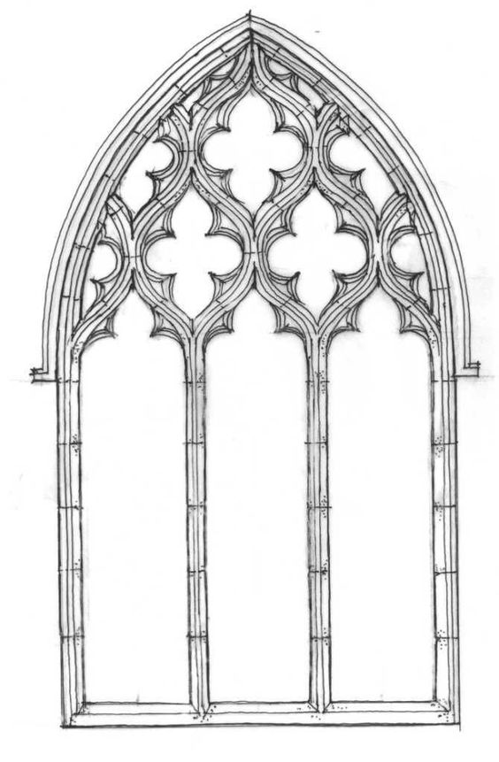 Window, Gothic and Search on Pinterest.