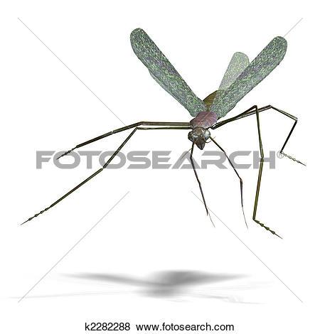 Stock Illustration of praying mantis k2282288.