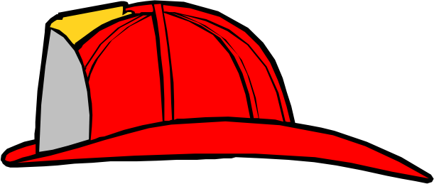 Fire hat fireman hat clip art library.