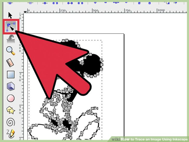 How to Trace an Image Using Inkscape: 14 Steps (with Pictures).