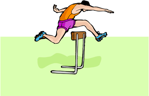 Track and field clip art clipart.