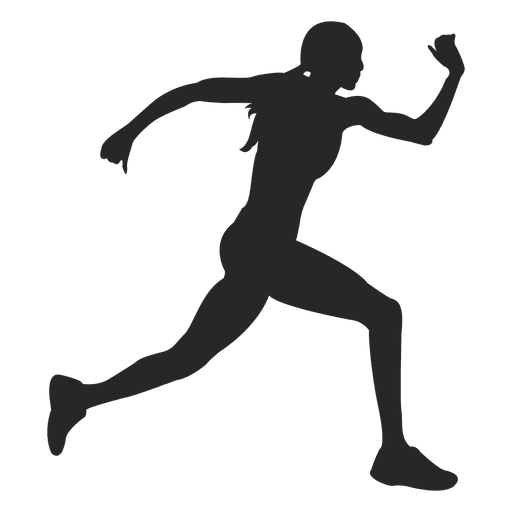 Running Track & Field Athlete Sport Clip art.