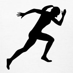 Free Track And Field Clipart Black And White, Download Free.
