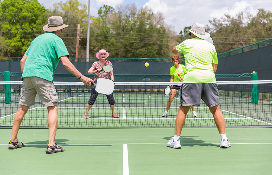 Pickleball: World\'s fastest growing sport that no one has.