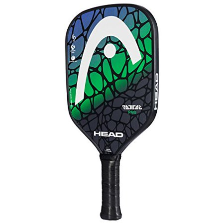 HEAD Radical Pro Pickleball Paddle (Blue/Green).