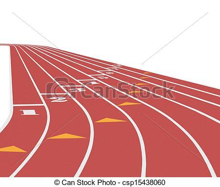 Running track Stock Illustrations. 3,422 Running track clip art.