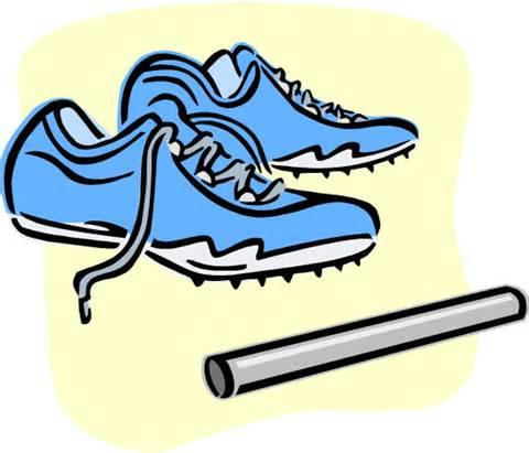 Track Clipart.
