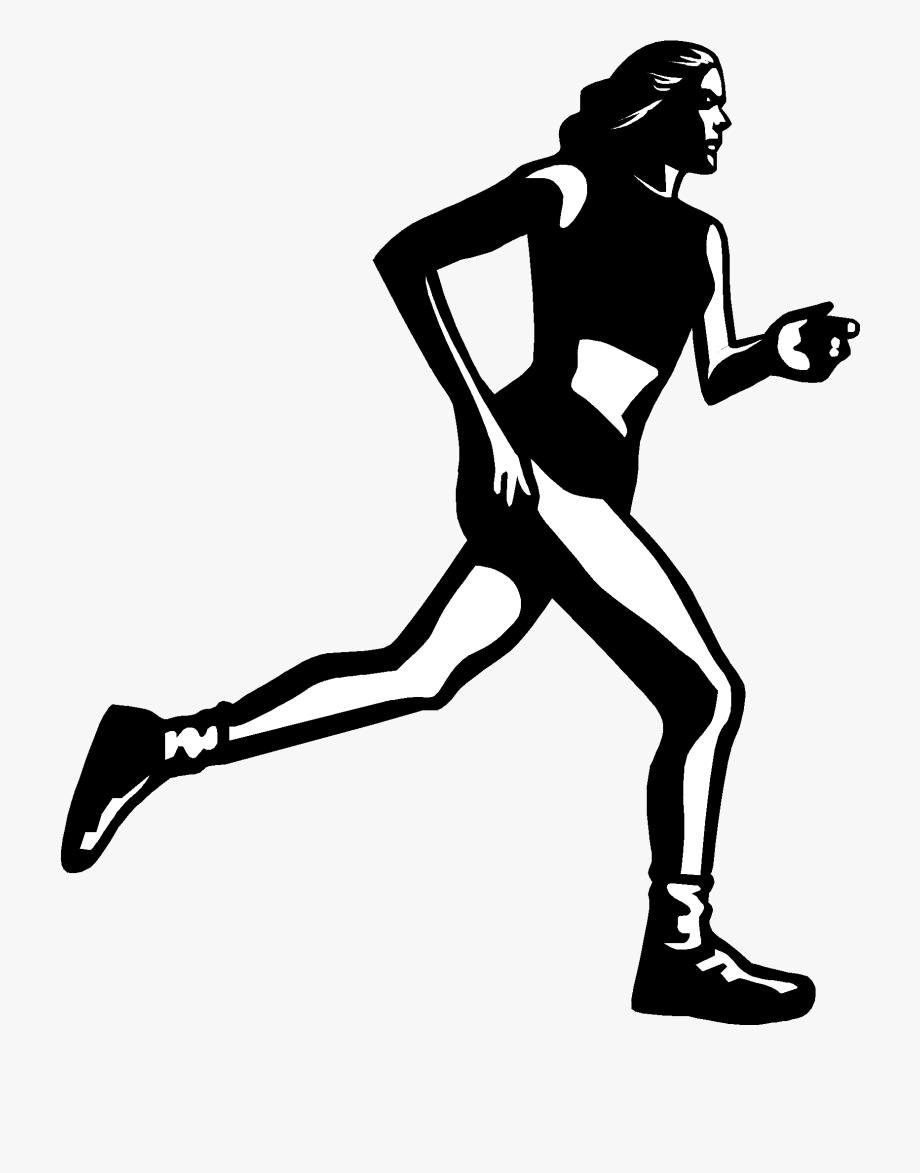 Similiar Drawing A Girl Running Track Keywords.