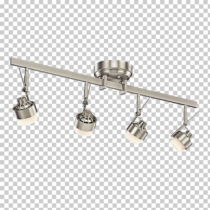 Track Lighting Fixtures Light fixture LED lamp, vanity PNG.