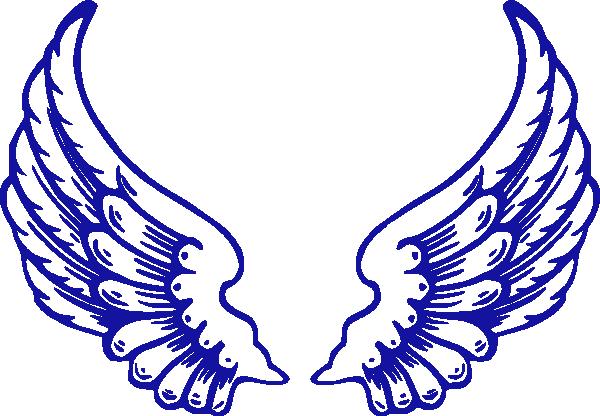 Track shoe running wings clip art at vector clip art.