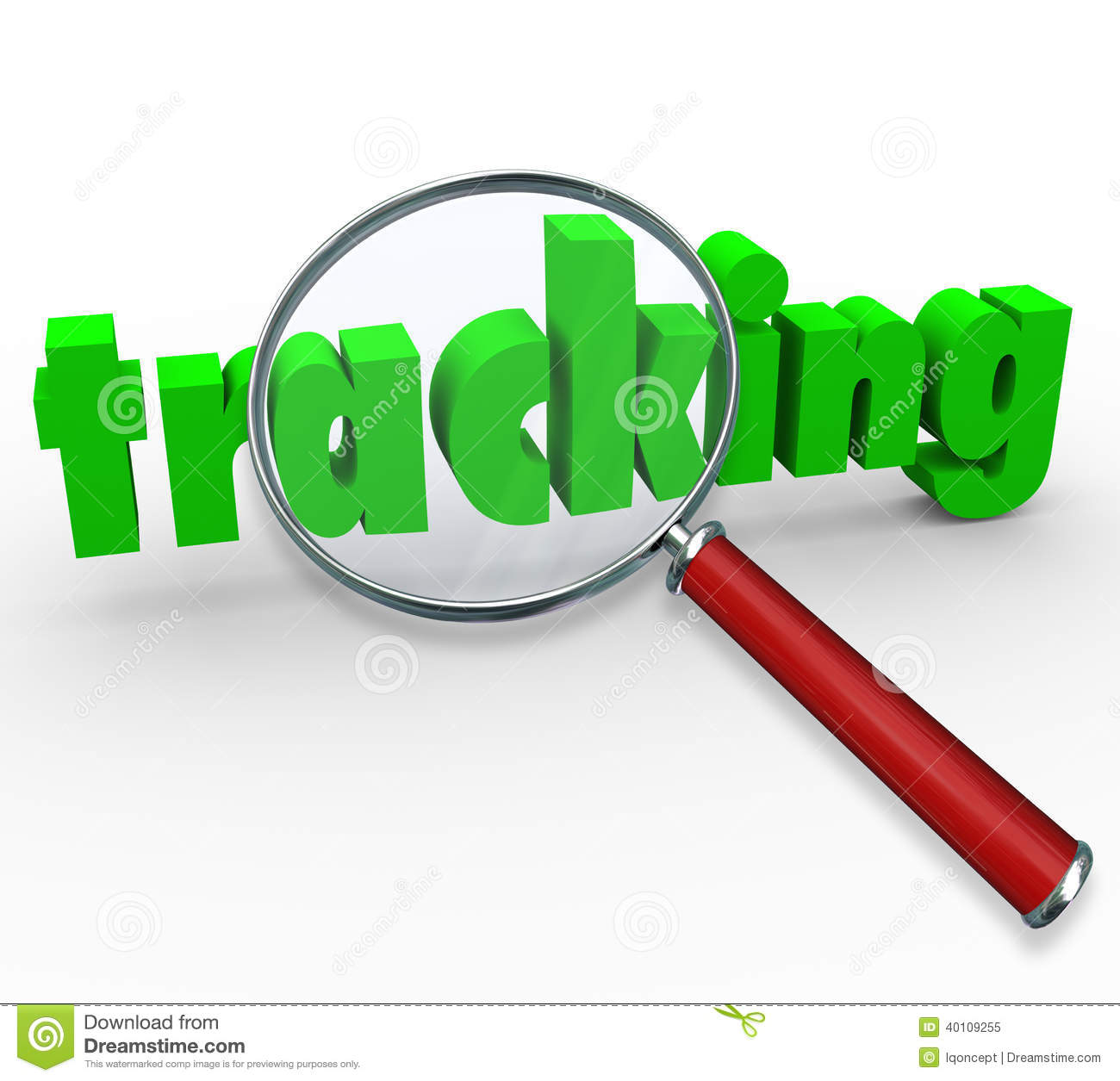 Tracked clipart.
