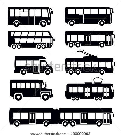 Trolley Bus Stock Photos, Royalty.