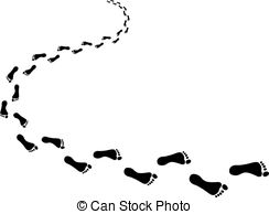 Footprints Clipart and Stock Illustrations. 12,723 Footprints.