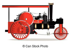 Steam traction engines Illustrations and Stock Art. 28 Steam.