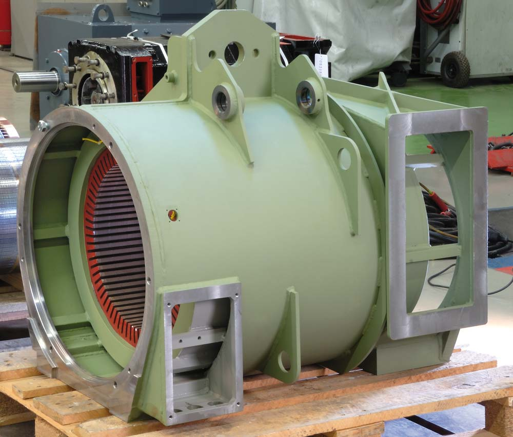 Traction and Traction Motors.