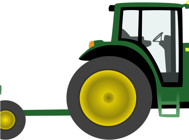 Tractor Trailer Clipart.