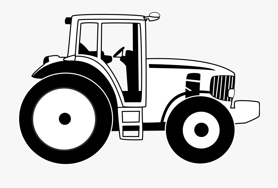 Tractor Clipart Image Various Tractors Image.