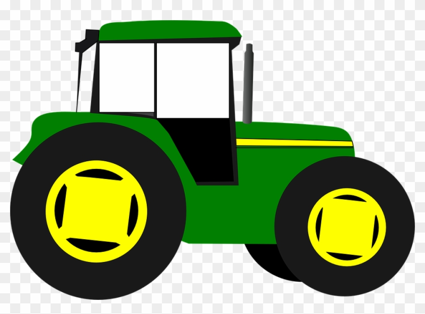 Tractor Trekker Farm.