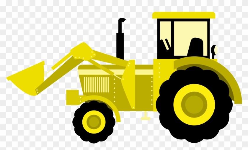 Tractor clipart png 5 » Clipart Portal.