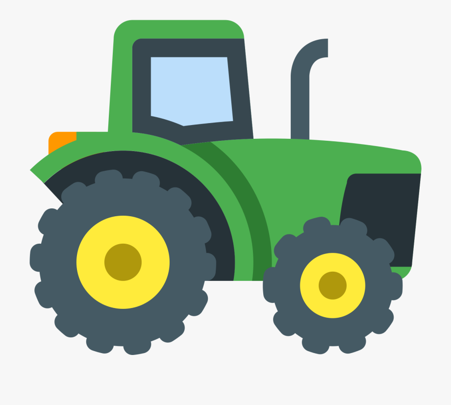 Tractor Clipart Smoke.