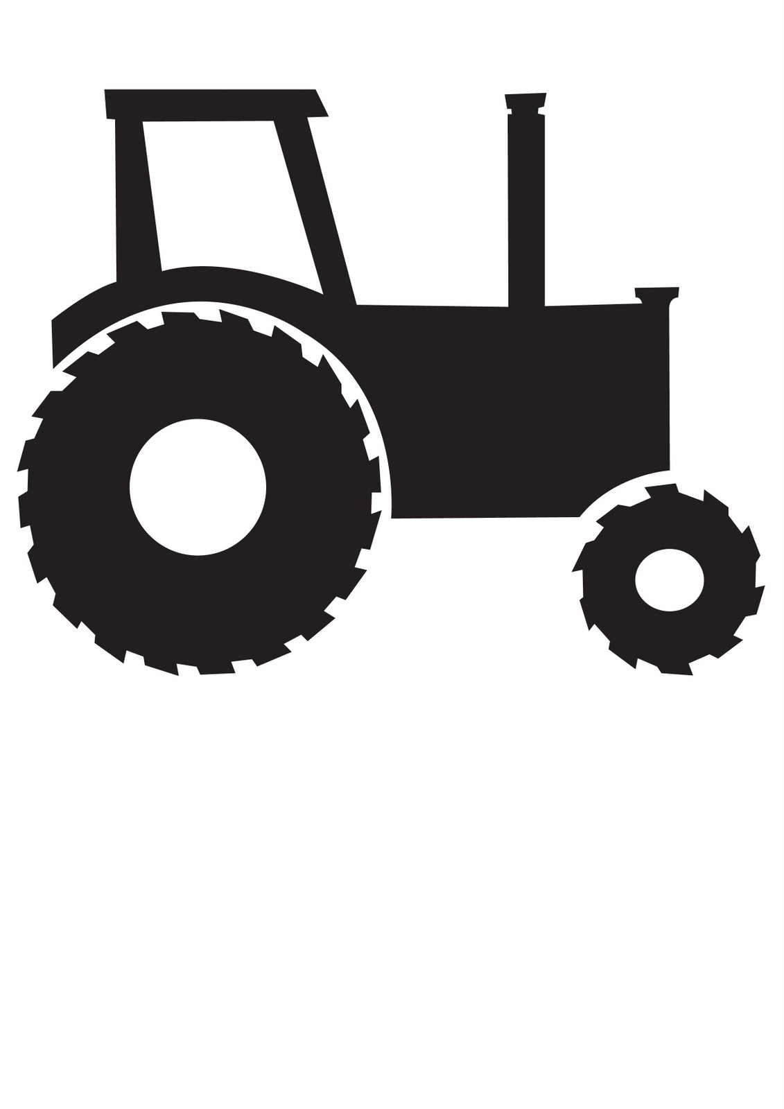 Free Tractor Silhouette Cliparts, Download Free Clip Art.