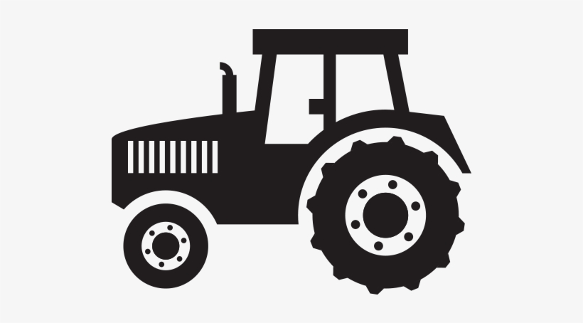 Tractor Clipart Black And White Download.
