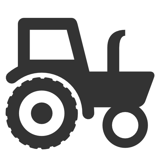 Tractor Icon.