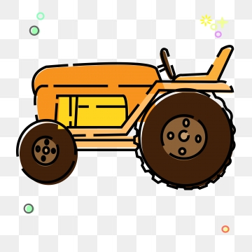 Tractor Plowing Png, Vector, PSD, and Clipart With.