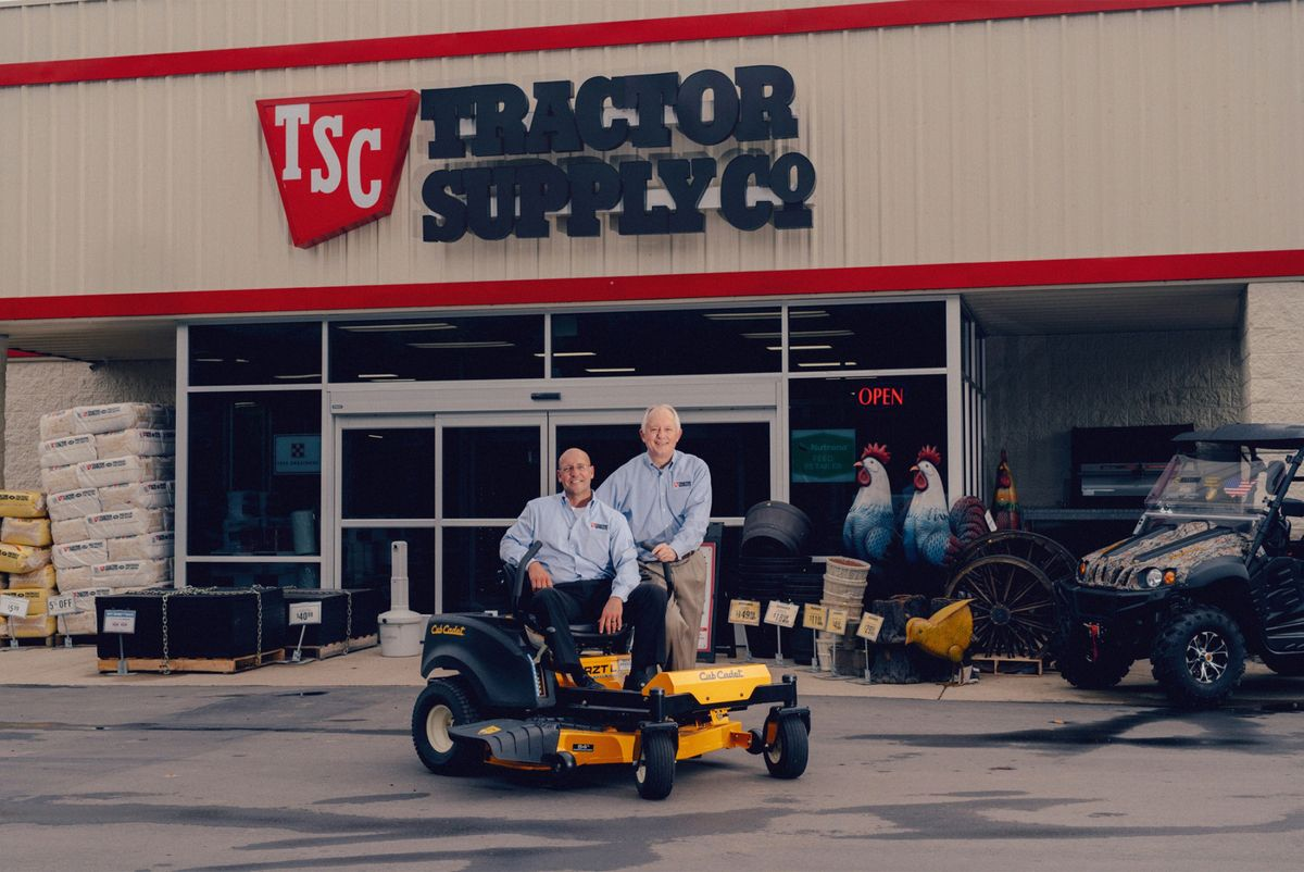 The Retail Apocalypse Can\'t Keep Tractor Supply Co. Down.