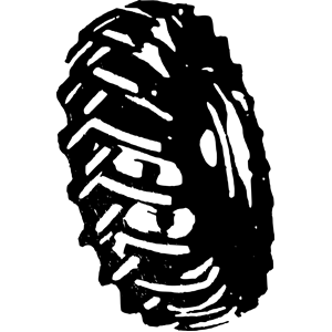 Tractor tire clipart, cliparts of Tractor tire free download.