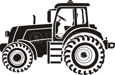 Tractor Royalty Free Cliparts, Vectors, And Stock.