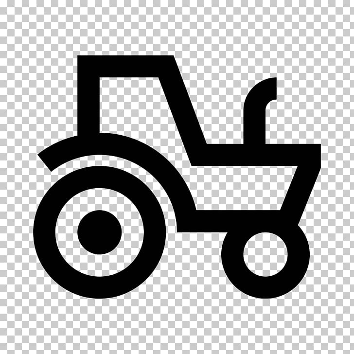 Tractor Computer Icons Agriculture Font, tractor PNG clipart.