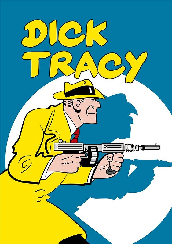 1000+ images about DICK TRACY on Pinterest.