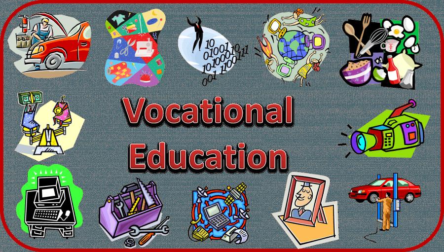 Vocational School Cliparts.
